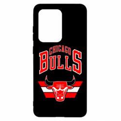 Чохол для Samsung S20 Ultra Великий логотип Chicago Bulls