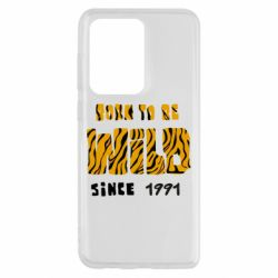 Чохол для Samsung S20 Ultra Born to be wild sinse 1991