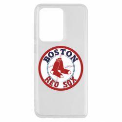Чохол для Samsung S20 Ultra Boston Red Sox