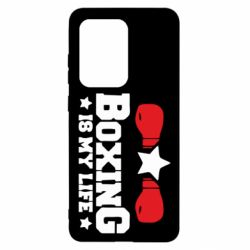 Чохол для Samsung S20 Ultra Boxing is my life