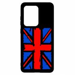 Чохол для Samsung S20 Ultra Британський прапор