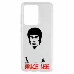 Чохол для Samsung S20 Ultra Bruce Lee