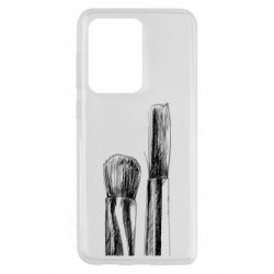 Чохол для Samsung S20 Ultra Brushes