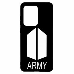 Чохол для Samsung S20 Ultra Bts army
