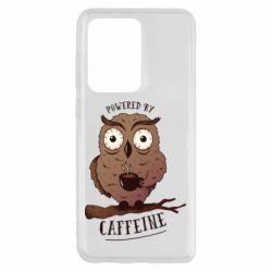 Чохол для Samsung S20 Ultra Caffeine Owl