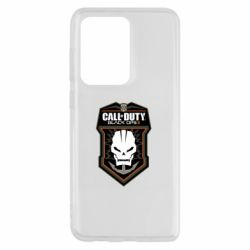 Чохол для Samsung S20 Ultra Call of Duty Black Ops 2