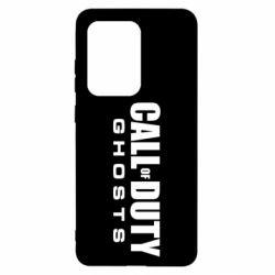 Чохол для Samsung S20 Ultra Call of Duty Ghosts логотип