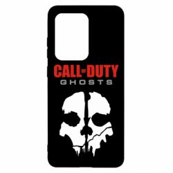 Чохол для Samsung S20 Ultra Call of Duty Ghosts