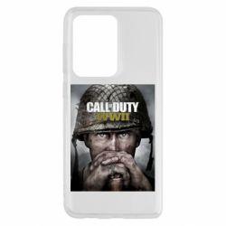 Чохол для Samsung S20 Ultra Call of Duty WW2 poster
