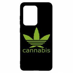 Чохол для Samsung S20 Ultra Cannabis