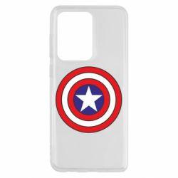 Чехол для Samsung S20 Ultra Captain America