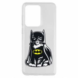Чохол для Samsung S20 Ultra Cat Batman
