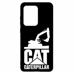 Чохол для Samsung S20 Ultra Caterpillar cat