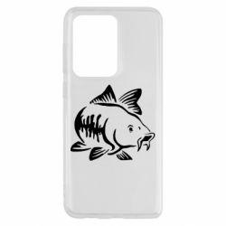 Чохол для Samsung S20 Ultra Catfish