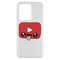 Чохол для Samsung S20 Ultra Cheerful YouTube