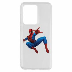 Чохол для Samsung S20 Ultra Людина павук