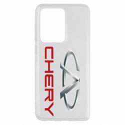 Чехол для Samsung S20 Ultra Chery Logo