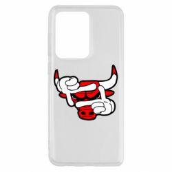 Чехол для Samsung S20 Ultra Chicago Bulls бык