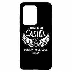 Чохол для Samsung S20 Ultra Church of Castel