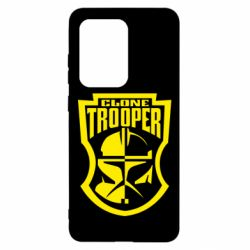 Чохол для Samsung S20 Ultra Clone Trooper