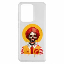 Чохол для Samsung S20 Ultra Clown McDonald's skeleton
