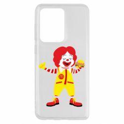 Чохол для Samsung S20 Ultra Clown McDonald's