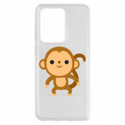 Чохол для Samsung S20 Ultra Colored monkey