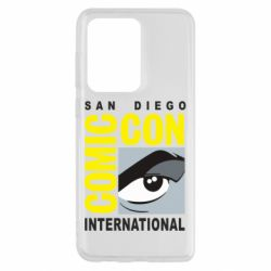 Чохол для Samsung S20 Ultra Comic-Con International: San Diego logo