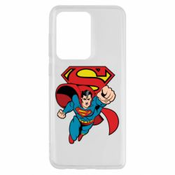 Чохол для Samsung S20 Ultra Comics Superman