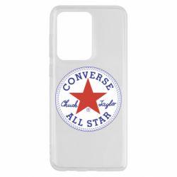 Чохол для Samsung S20 Ultra Converse