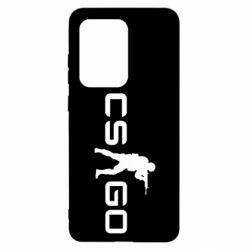 Чехол для Samsung S20 Ultra Counter Strike GO