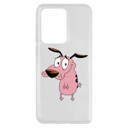 Чохол для Samsung S20 Ultra Courage - a cowardly dog