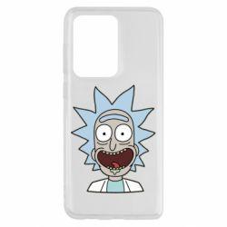 Чехол для Samsung S20 Ultra Crazy Rick