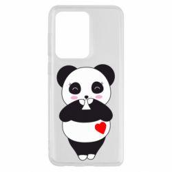 Чохол для Samsung S20 Ultra Cute panda