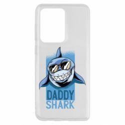 Чохол для Samsung S20 Ultra Daddy shark