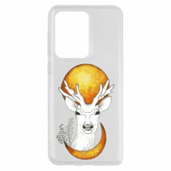 Чохол для Samsung S20 Ultra Deer and moon