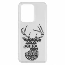 Чохол для Samsung S20 Ultra Deer from the patterns
