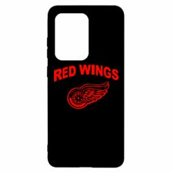 Чохол для Samsung S20 Ultra Detroit Red Wings