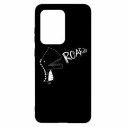 Чохол для Samsung S20 Ultra Dinosaur roar