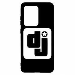 Чохол для Samsung S20 Ultra DJ star