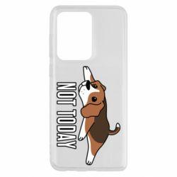 Чохол для Samsung S20 Ultra Dog not today