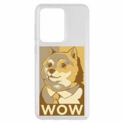 Чохол для Samsung S20 Ultra Doge wow meme