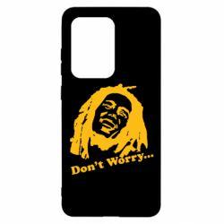 Чохол для Samsung S20 Ultra don't Worry (Bob Marley)