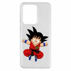 Чохол для Samsung S20 Ultra Dragon ball Son Goku