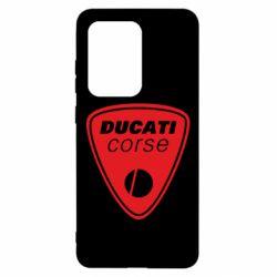 Чохол для Samsung S20 Ultra Ducati Corse