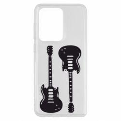 Чохол для Samsung S20 Ultra Дві гітари