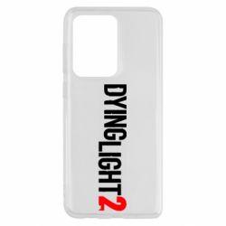 Чохол для Samsung S20 Ultra Dying Light 2 logo