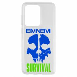 Чохол для Samsung S20 Ultra Eminem Survival