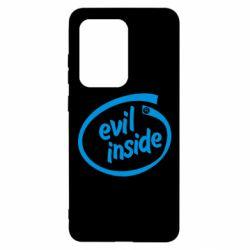 Чохол для Samsung S20 Ultra Evil Inside
