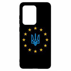 Чохол для Samsung S20 Ultra ЕвроУкраїна